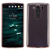 Insten Rose Gold Clear Crystal Hard Transparent Cover Case For LG V10