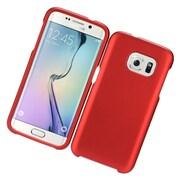 Insten Gel Case for Samsung Galaxy S7 - Red