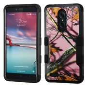 Insten Tuff Oak-Hunting Hard Cover Case For ZTE Grand X Max 2 / Imperial Max / Kirk / Max Duo 4G / Zmax Pro - Pink