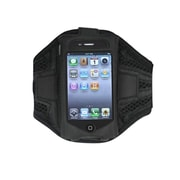 Insten Black Armband Gym Sports Exercise Case Cover For Apple iPhone 4 / 4S