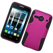Insten Astronoot Hard Hybrid Silicone Case For Alcatel One Touch Evolve 2 - Pink/Blue