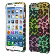 Insten Colorful Leopard Cute Design Pattern Hard Case For iPhone 6S 6