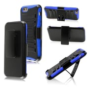 For Apple iPhone 6 Side Stand Cover Case With Holster