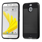 Insten Hard Dual Layer TPU Cover Case For HTC Bolt - Black