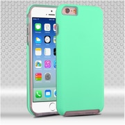 Insten Hard Hybrid TPU Case For Apple iPhone 6 / 6s, Teal