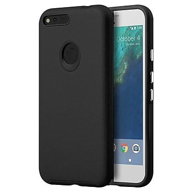 Insten Hard Hybrid TPU Case For Google Pixel - Black