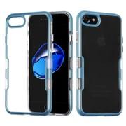 Insten Tuff Hard Dual Layer TPU Case For Apple iPhone 7 - Blue