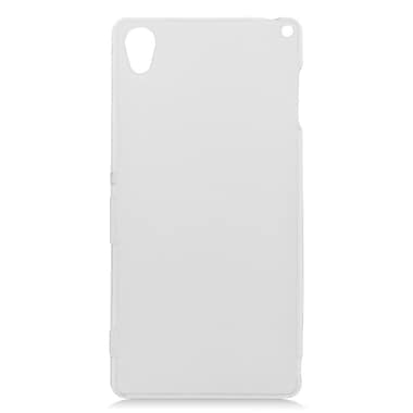 Insten Rubber TPU Gel Case For Sony Xperia Z3 - White