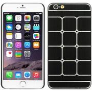 Insten Hard Rubber Coated Case for Apple iPhone 6s Plus / 6 Plus - Black