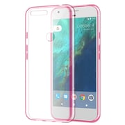Insten Gel Case For Google Pixel - Hot Pink