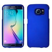 Insten Hard Case For Samsung Galaxy S6 Edge - Blue