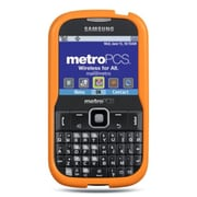 Insten Premium TPU Rubber Skin Gel Back Shell Case Cover For Samsung Freeform III R380 - Orange