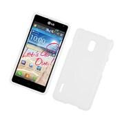 Insten Hard Case For LG Optimus F7 US780 (US Cellular) - White