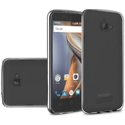 Insten Frosted TPU Cover Case For Coolpad Catalyst - Black