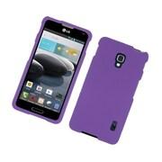 Insten Hard Cover Case For LG Optimus F6 - Purple