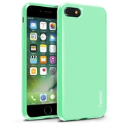 iPhone 7 Case, by Insten Jelly TPU Rubber Skin Gel Slim Case For Apple iPhone 7 - Mint Green
