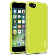 iPhone 7 Case, by Insten Jelly TPU Rubber Skin Gel Slim Case For Apple iPhone 7 - Yellow
