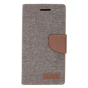 Insten Leather Wallet Case with Photo Display & Card Slot For Kyocera Hydro Wave - Brown