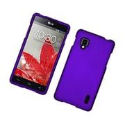 Insten Hard Case For LG Optimus G LS970 Sprint - Purple (2317539)