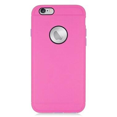 Insten Hard Hybrid Case For iPhone 6s Plus / 6 Plus - Purple/Pink