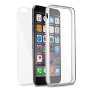 Insten Book Rubber Cover Case For Apple iPhone 6s Plus / 6 Plus - Clear