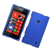 Insten Hard Cover Case For Nokia Lumia 520 - Blue