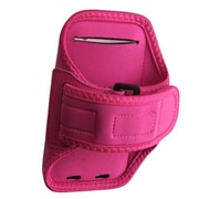 Insten Hot Pink Sports Workout Running Gym Armband Case For iPhone 7 Plus iPhone 6S Plus / Galaxy Note 7 5 4 3 S7 Edge