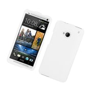 Insten Hard Cover Case For HTC One M7 - White