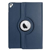 """Insten 360 Degree Rotating Swivel Leather Folio Stand Case Cover For Apple iPad Pro (9.7"""") - Blue"""