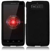 Insten Black Rubberized Rubber Coated Case Cover For Motorola Droid Mini XT1030