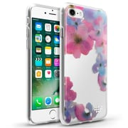 iPhone 7 Case, by Insten TPU Water Color IMD Case Cover for Apple iPhone 7 - Be Enchanted