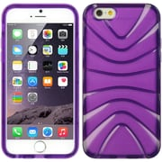 Insten Hard Plastic TPU Case For Apple iPhone 6 / 6s - Purple