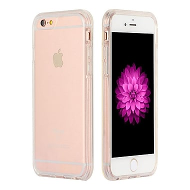 Insten Hard Hybrid Crystal TPU Case for Apple iPhone 6s Plus / 6 Plus - Clear