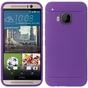 Insten TPU Cover Case For HTC One M9 - Purple