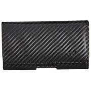 Insten Black/Gray Braided Pouch 2802 For ZTE N860 Warp N861 Warp Sequent N910