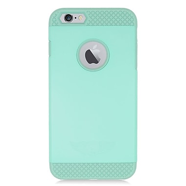 Insten Hard Dual Layer Hybrid Case For Apple iPhone 6/6s - Mint