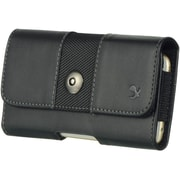 "Insten Horizontal Pouch Leather Cover Protective Case Belt Clip For Samsung Galaxy Mega 6.3"" GT-I9200 - Black"