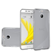Insten Frosted TPU Case For HTC 10 / Bolt - Clear