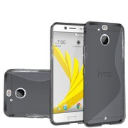 Insten Frosted TPU Case For HTC 10 / Bolt - Black