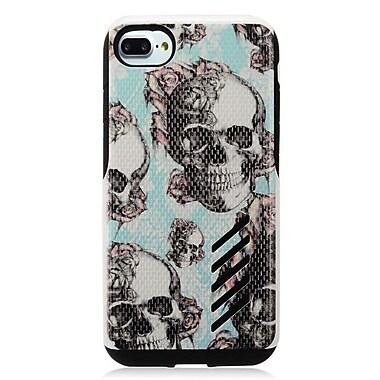 Insten Skull Hard Hybrid TPU Case For Apple iPhone 7 (4.7