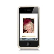 Insten Rubber Bumper Case For Apple iPhone 4 4S - Orange/White