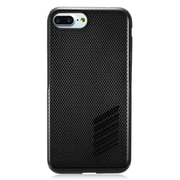 "Insten Hard Hybrid TPU Cover Case For Apple iPhone 7 (4.7"") - Black"