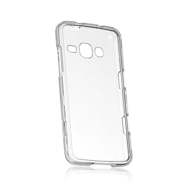Insten Hard Crystal Skin Back Protective Shell Cover Case For Samsung Ativ S Neo - Clear