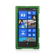 Insten Hard Crystal Rubber Skin Back Protective Shell Cover Case For Nokia Lumia 920 - Green