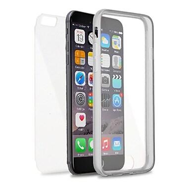 Insten Book Gel Case For Apple iPhone 6s Plus / 6 Plus - Clear