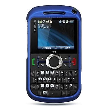 Insten Hard Rubber Coated Cover Case For Motorola Clutch Plue i475 - Blue