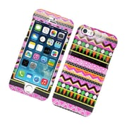 Insten Elegant Tribal Hard Snap-in Back Protective Case Cover For Apple iPhone 5 / 5S