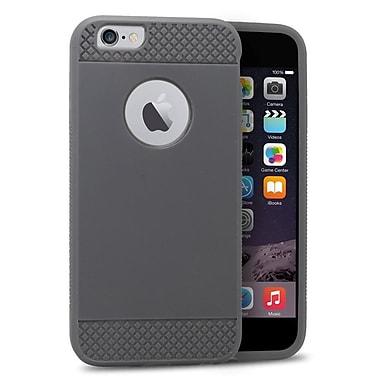 Insten Gel Silisone Skin Case For Apple iPhone 6 / 6s - Gray