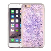 Insten Hearts Purple Quicksand Glitter Hybrid Hard/TPU Protective Case Cover For Apple iPhone 6s Plus / 6 Plus