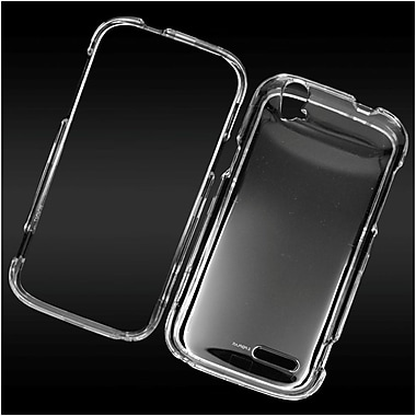 Insten Hard Crystal Case For ZTE Grand X - Clear